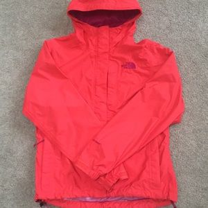 North Face windbreaker/rain jacket